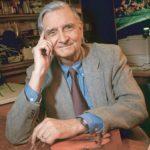 EO Wilson photo By Jim Harrison - article Conscious Life Space Guru