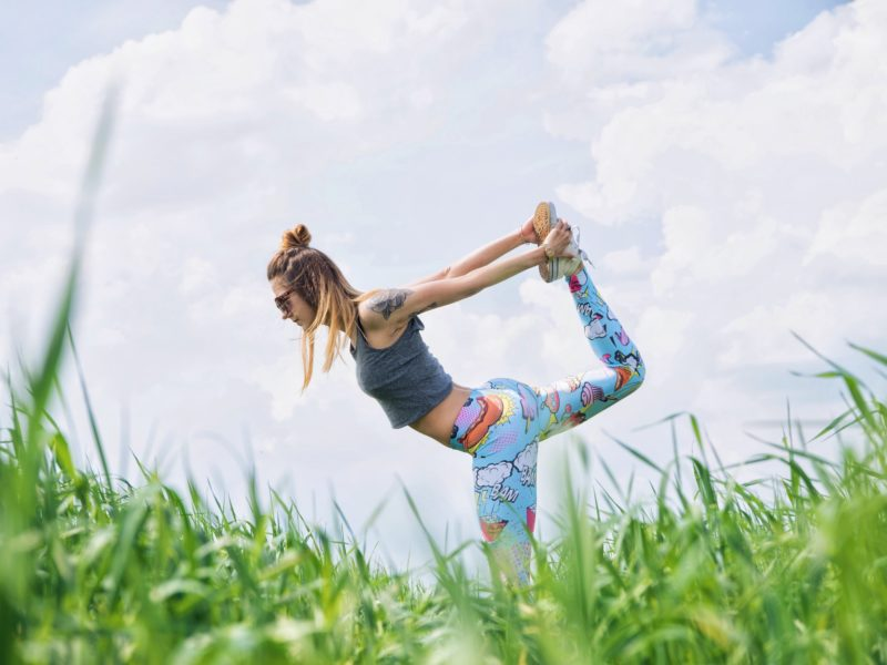 How yoga makes us happy, according to science