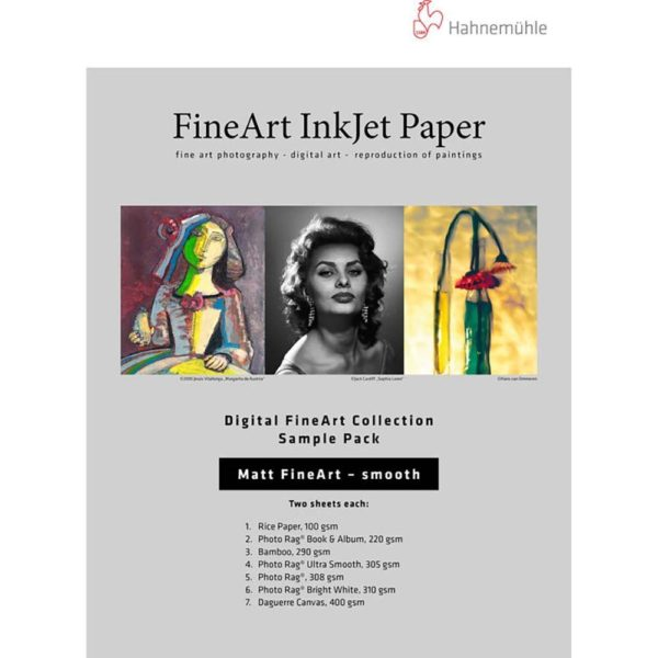 Hahnemuhle Fine Art Paper