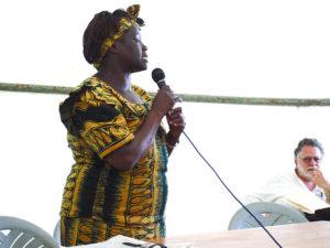 Wangari Maathai social forum