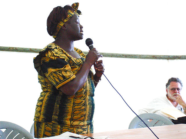 Role Models: Wangari Maathai