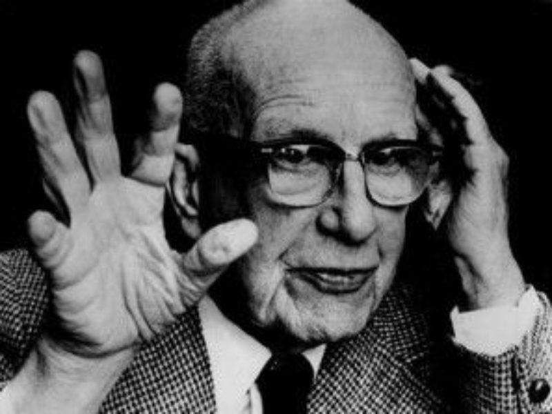 Bucky a/k/a Buckminster Fuller