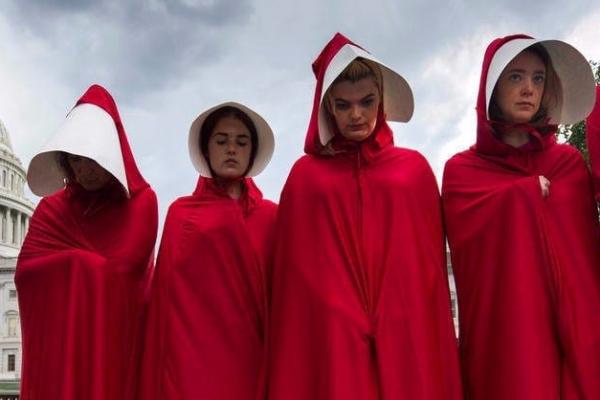 Handmaid's Tale Protest Washington