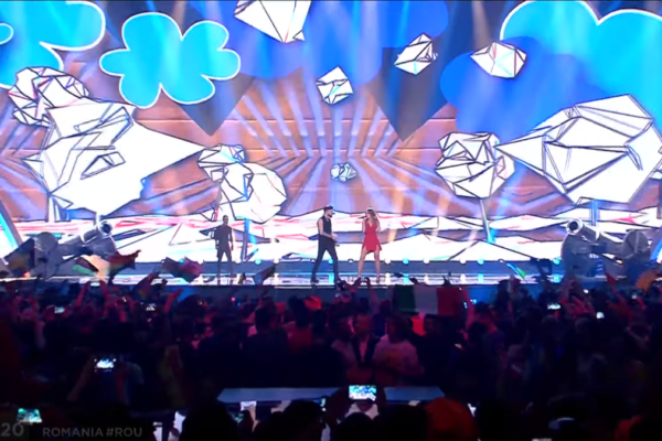 Eurovision Romania Ilianca BAcila