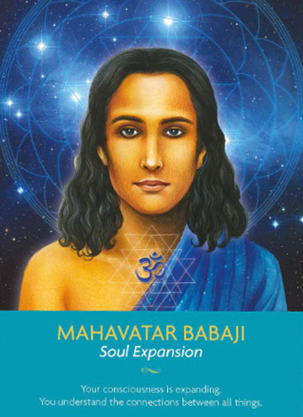 Keepers of the Light Oracle Cards Mahavatar