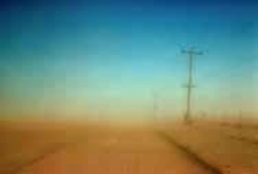 sandstorm - cc0 image - Conscious Life Space Guru