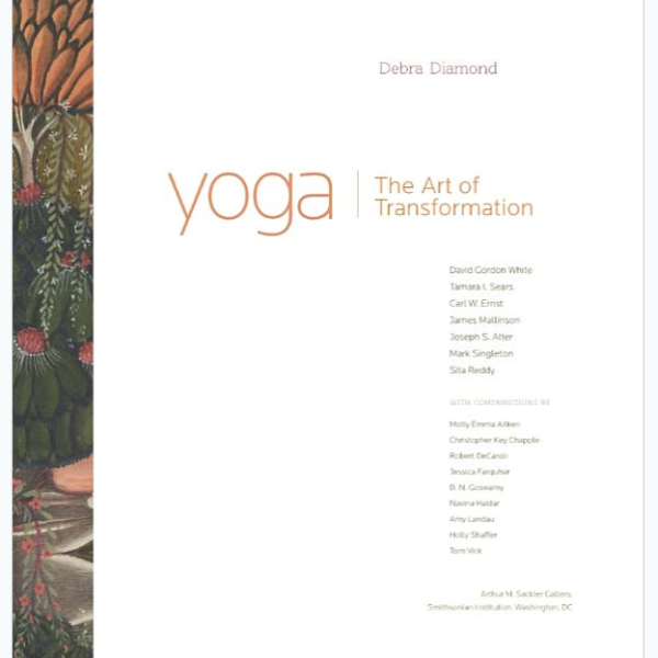 Yoga The Art of Transformation - Book on Conscious Life Space Guru