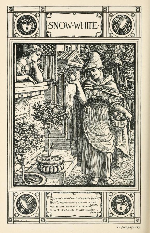Grimm's Fairytales - Snowdrop {Snow White}