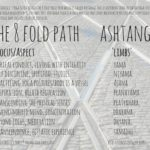 Ashtanga - eight fold path infographic