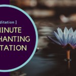 15 minute Om Meditation for peace https://consciouslife.guru