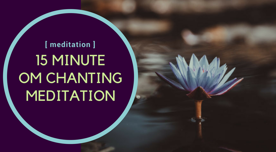 Om Meditation | 15 Minutes to Peace