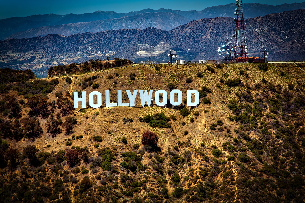Hollywood Sign CC0