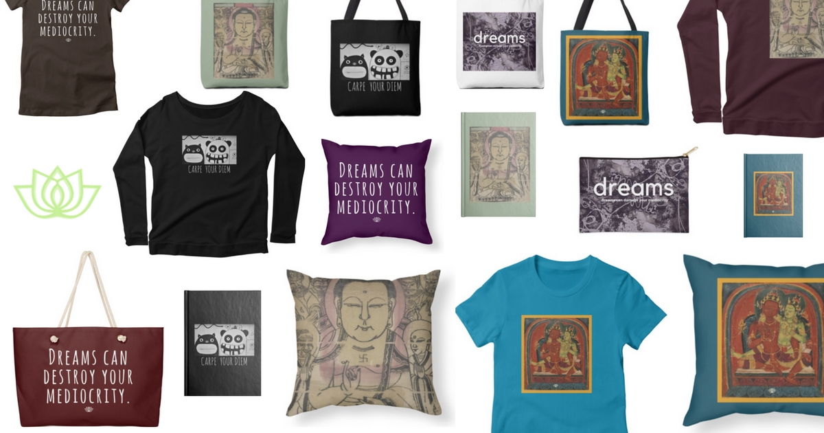 you the guru - conscious life's print on demand shop