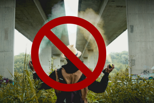 Stop spraying pesticides