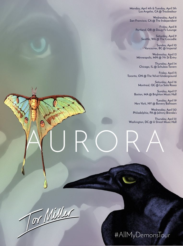 Aurora Poster 2016 by Amy Adams