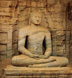 Sri Lankan Buddha - Photo by Sue Todd - Conscious Life Space [guru]