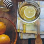 Lemon water and honey Photo by Anda Ambrosini