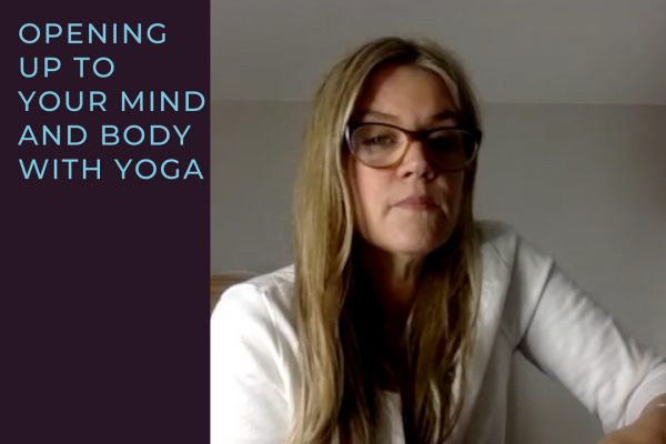 Heidi Camuti Interview opening up to your mind and body - Conscious Life Space's Conversations Podcast Episode 1