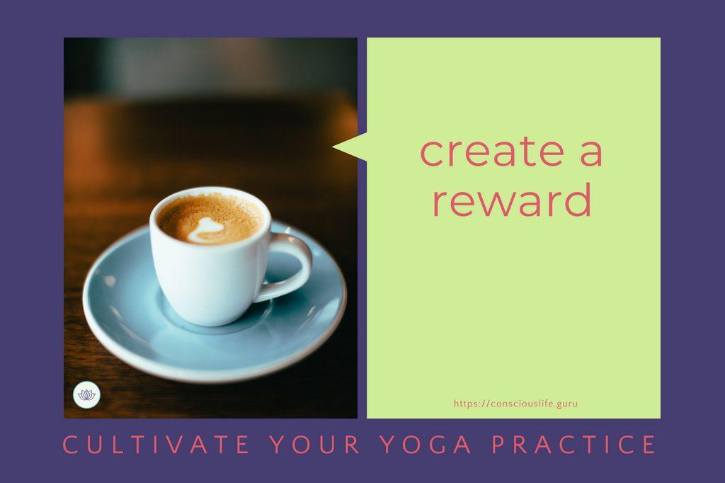 Create a reward