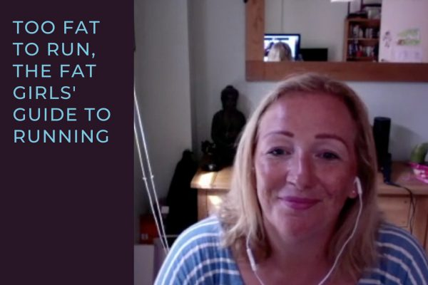 Julie Creffield, Too Fat to Run on Conscious Life Space's Conversations Podcast, Episode 4