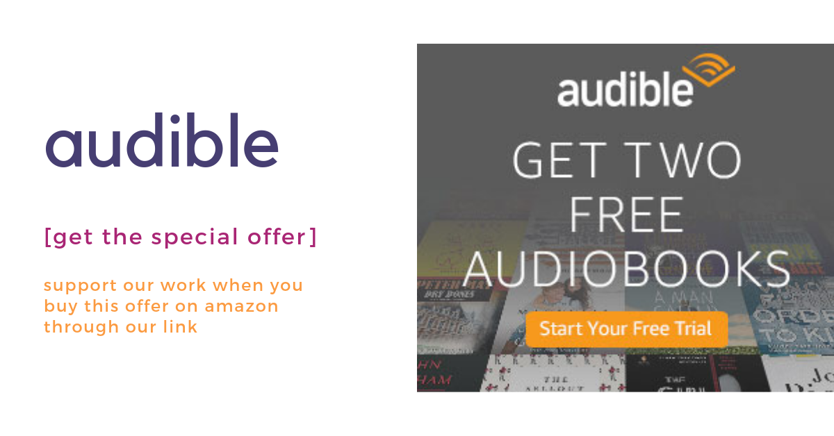 Audible special expires 30th of December 2018