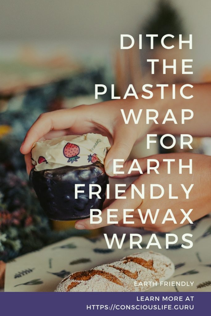 earth friendly beeswax wraps