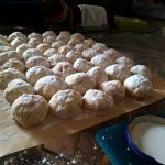 Snowball Cookies (aka Polvorones or Mexican Wedding Cookies)