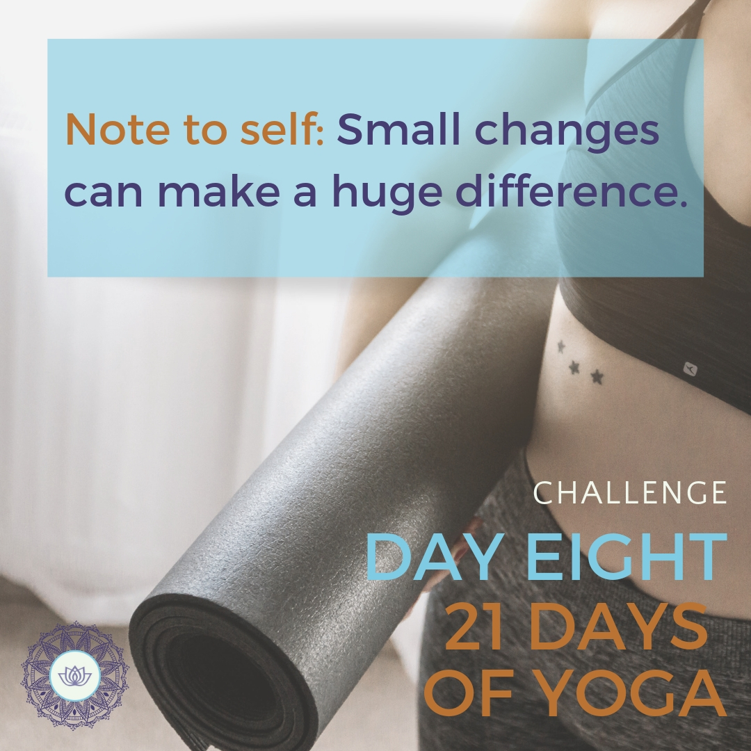 Yoga Challenge Conscious Life Space
