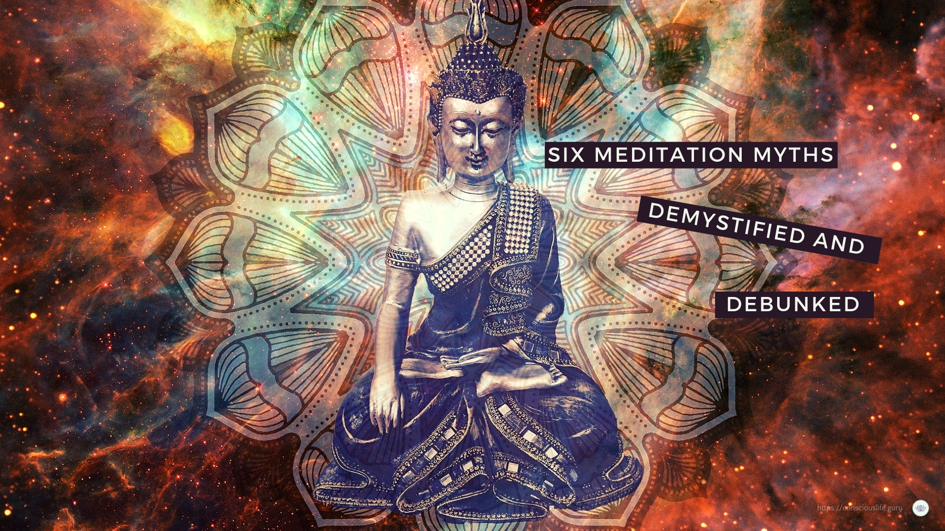 Six Meditation Myths Demystified and Debunked