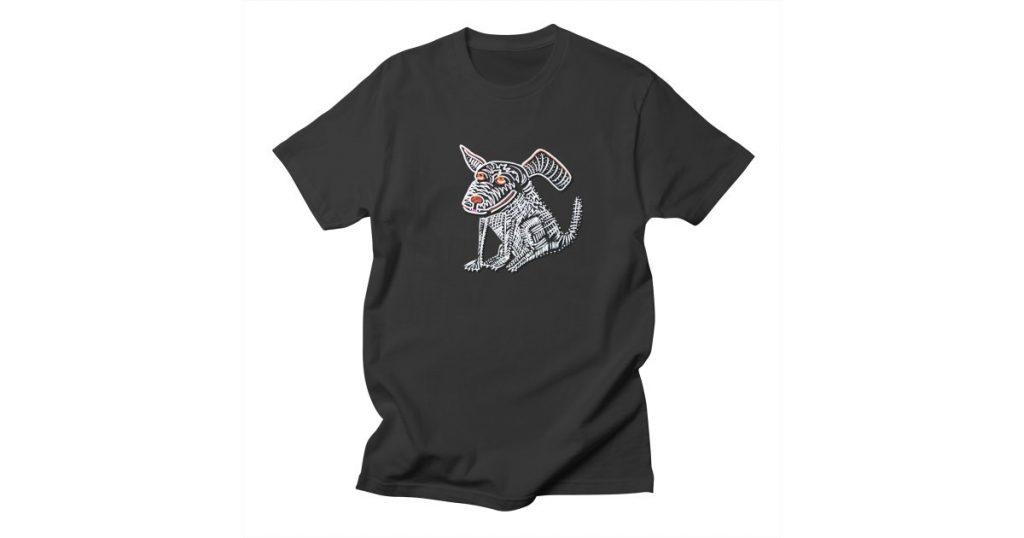 adopt a dog tshirt