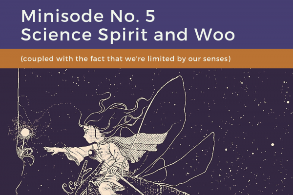 Science Spirit Woo Minisode No. 5 Conscious Life Space's Conversations Podcast