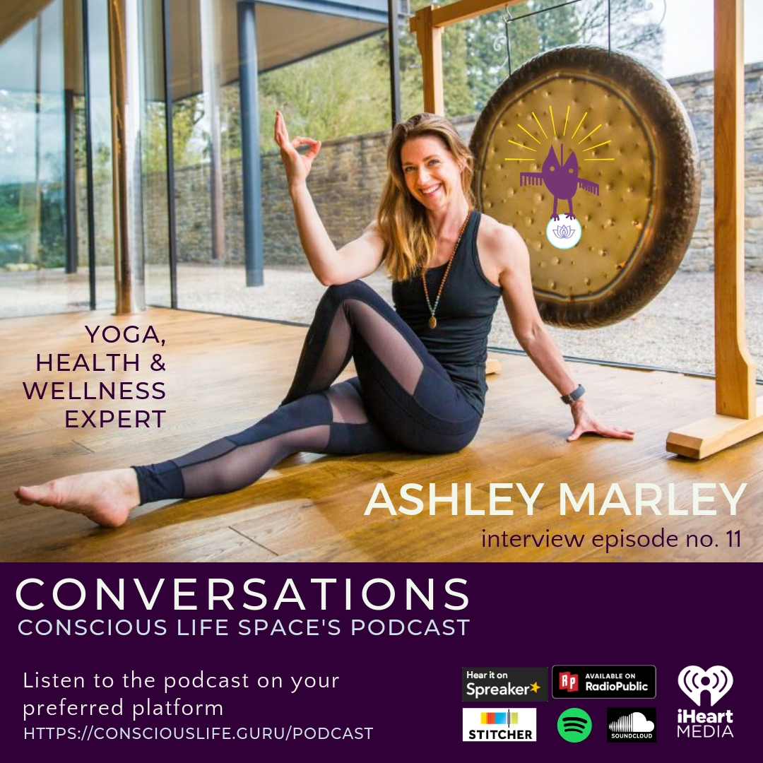 Movement is Life: An interview with expert yogini Ashley Marley